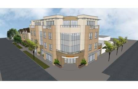 C.W. Driver is Design-Build Contractor for 605 Castro St, Mountain View