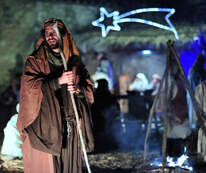 Casole's Living Nativity by Mirco Mugnai
