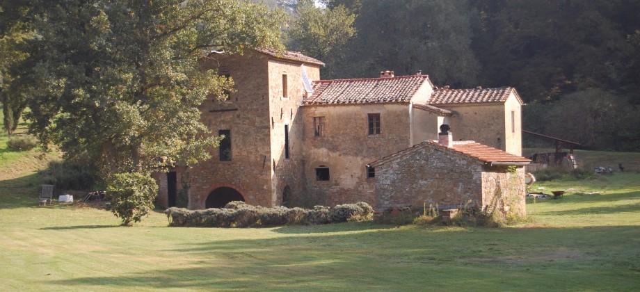 Farmhouse in San Giovanni D' Asso