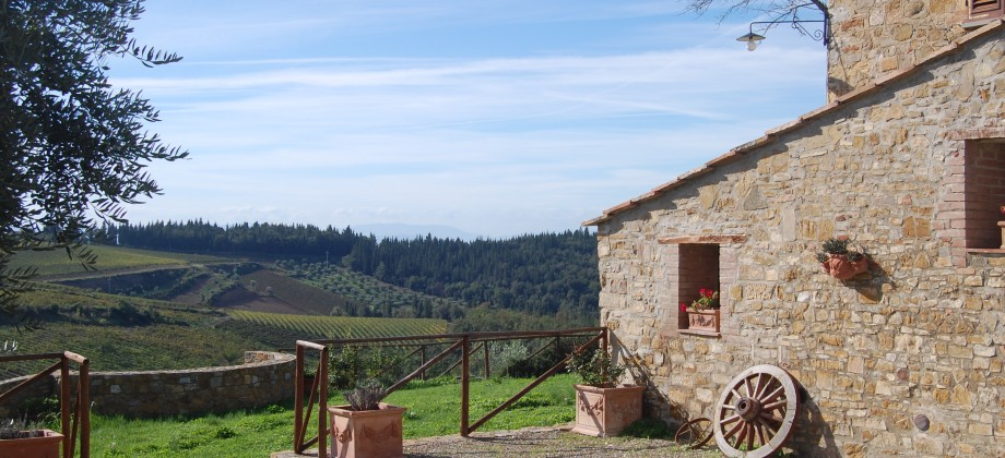 Farmhouse with pool Barberino Val D' Elsa