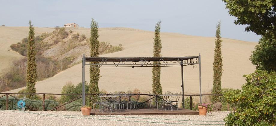 Farmhouse with pool in Castiglione D' Orcia