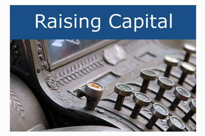 REO Capital - Capital Raises