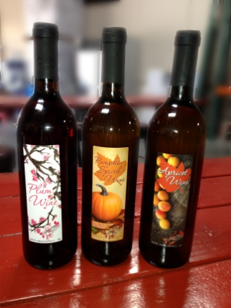 California Fruit Wine - the perfect gift for the holidays