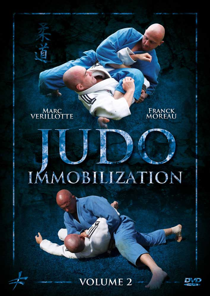 Judo Immobilization Techniques Volume 2