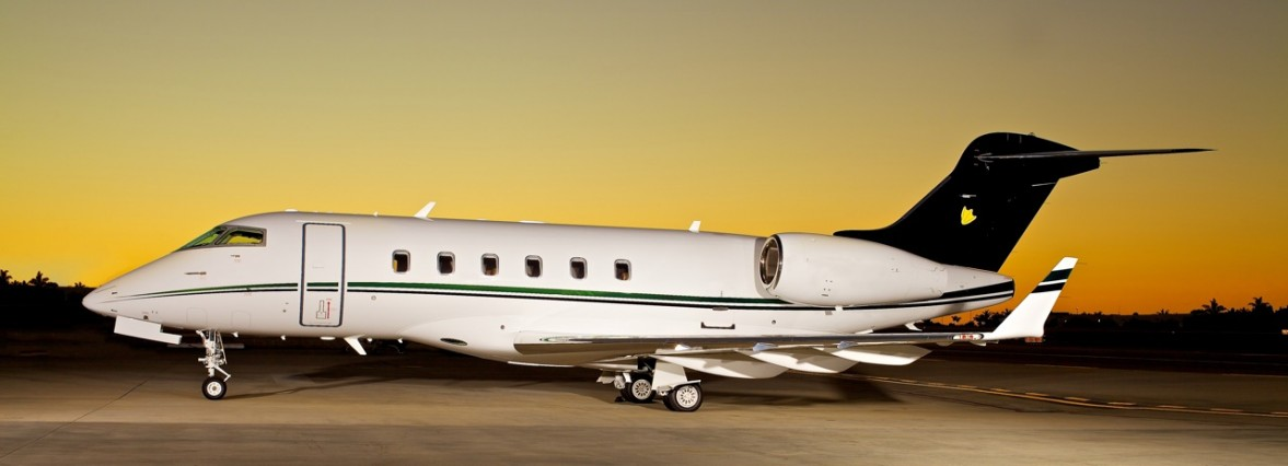 Schubach Aviation's Challenger 300