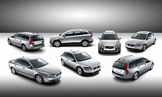 Littleton Volvo Model Lineup
