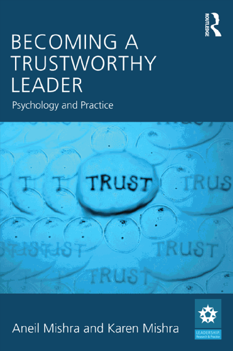 new book on building trust