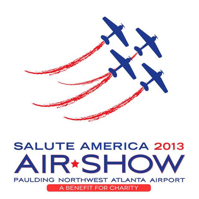 Air Show 2013 Logo