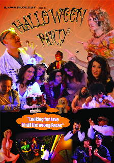 Halloween Party movie poster