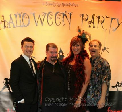 Voodoo Team: Forest Miller, CJ Watson, Donna Britton & Bruce Michael Miller