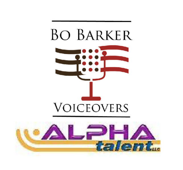 Bo Barker Voiceovers & ALPHA Talent ink representation deal.