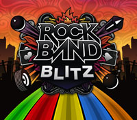 Rock Band Blitz! logo