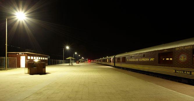 Maharajas Express - World's Leading Luxury Train Award