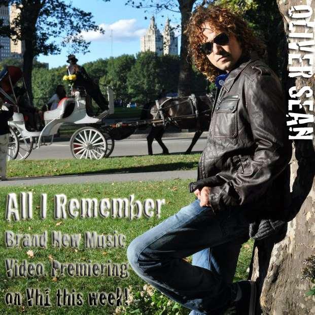 Oliver Sean All I Remember
