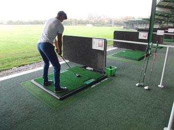 Plymouth Golf Centre Install TrueStrike & TrueTee