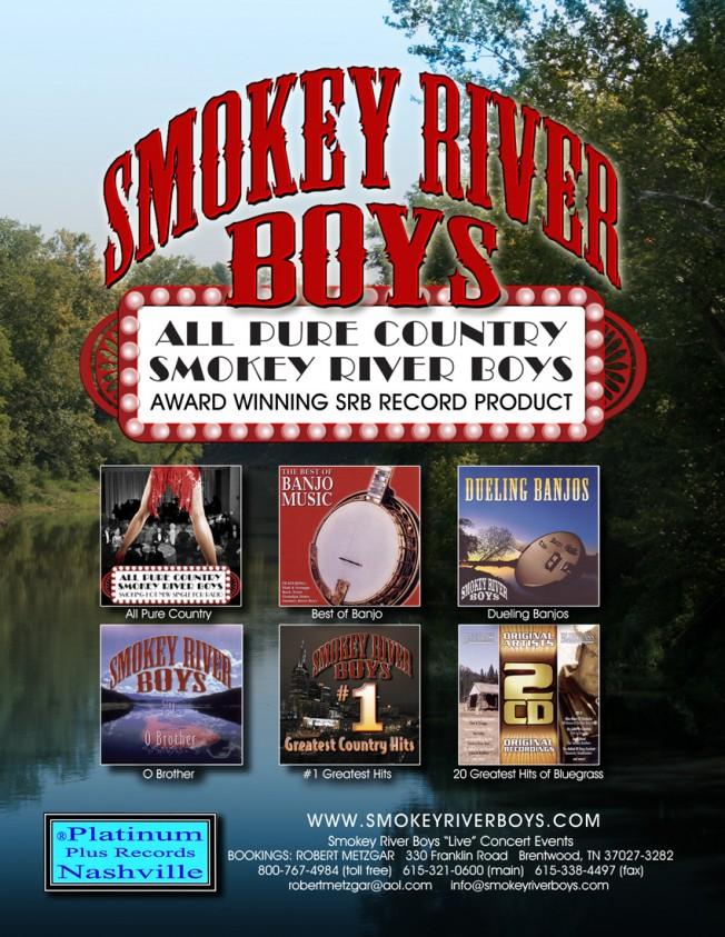 Smokey River Boys Product
