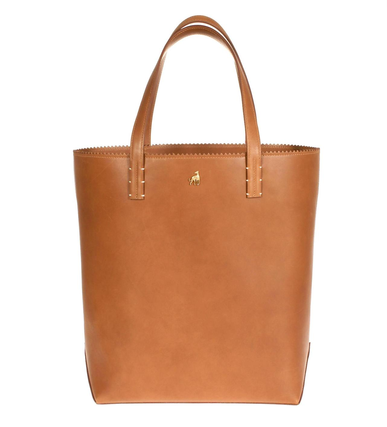 Brown Leather Tote Bag Online