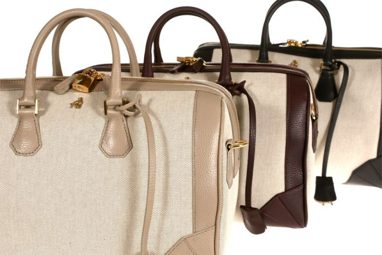 Online Luxury Italian Leather Shoulder Bag