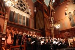 Chorus pro Musica at Historic Old South Church in Boston