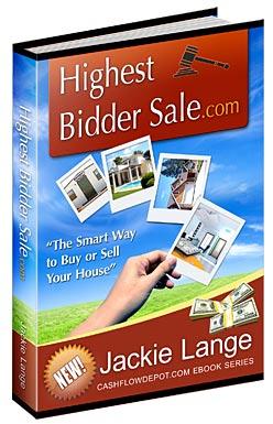 Highest Bidder Sale Book