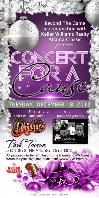 Concert for a Cause - Holiday Edition