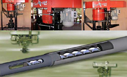 progressive cavity pumps, pcp pump - Twister