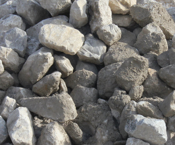 Riprap: One of many types of gravel
