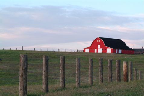 Wyoming Ranch Land