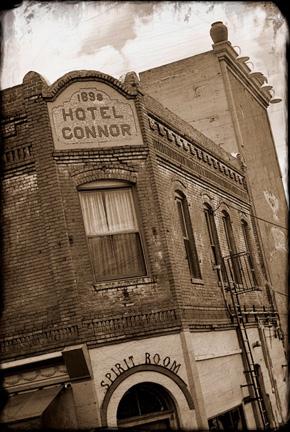Linda Ingraham Hotel Connor