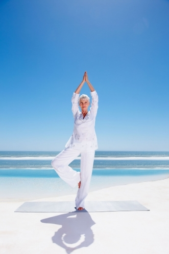 Yoga Improves Seniors Health