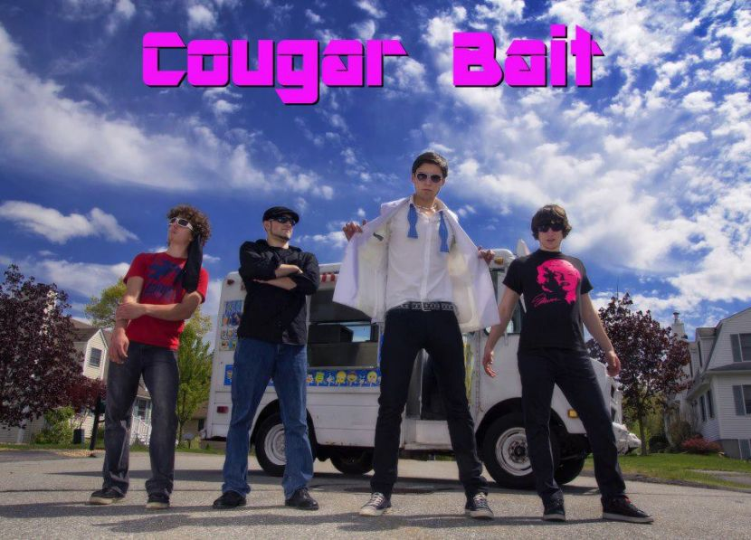 "Boston's own Cougar Bait with their ""Lovecraft"""