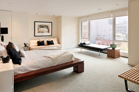 New York City Bedroom After Staging
