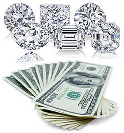 Sell Your Diamonds for Cash in NJ