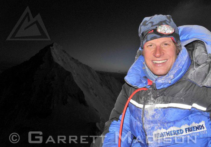 Garrett Madison