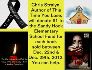 $1 donation will be made for each copy sold between Dec 22-29, 2012