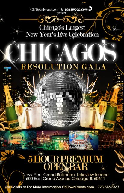 Chicago Resolution Ball