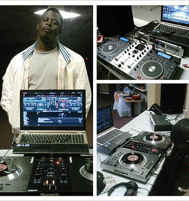 DJ Fred Malone