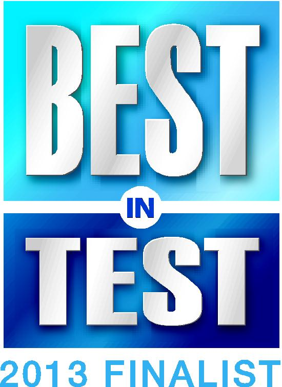 Best in Test 2013