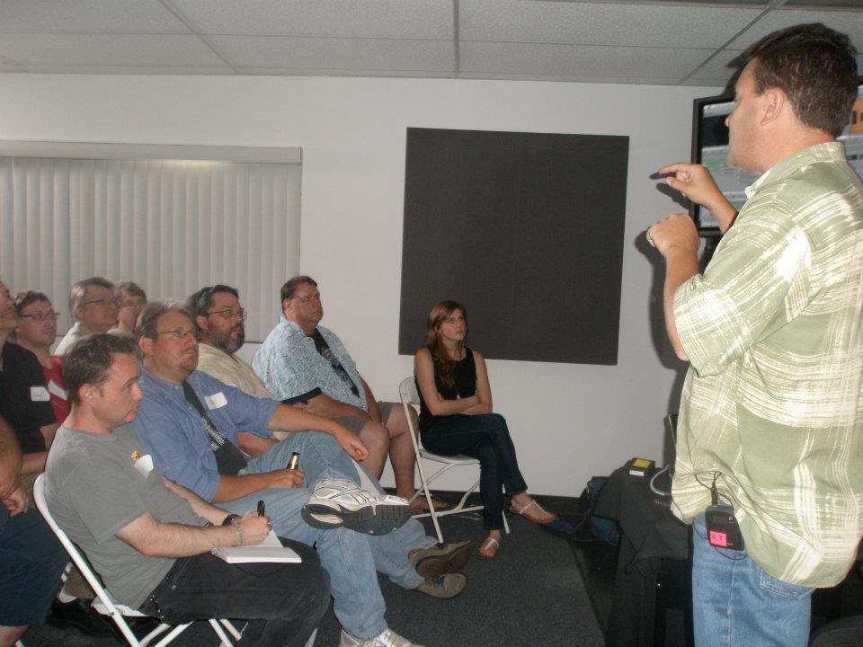 Editors' Lounge seminar with Steve Hullfish