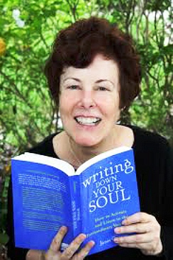 Janet Conner is author of Writing Down Your Soul