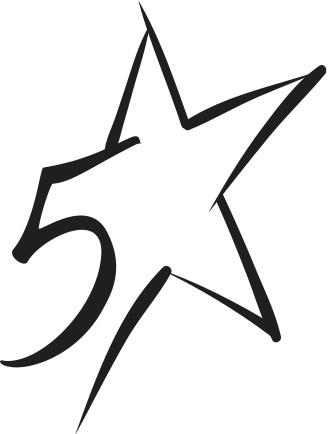 FiveStarlogo