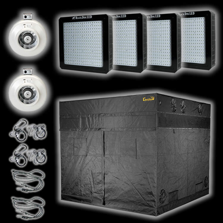 9' X 9' Grow Light Kit