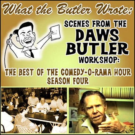 Waterlogg Productions Releases Daws Butler Audio Collection