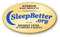 Sleep Advice, Tips and Information from SleepBetter.org