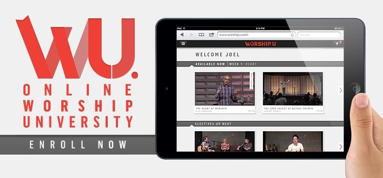 WorshipU Online Worship School