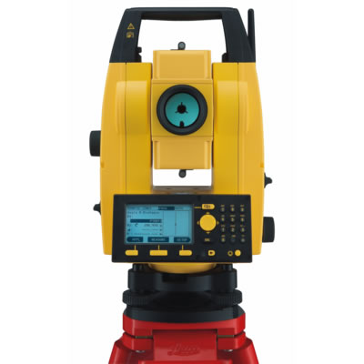Leica Builder 502 Total Station