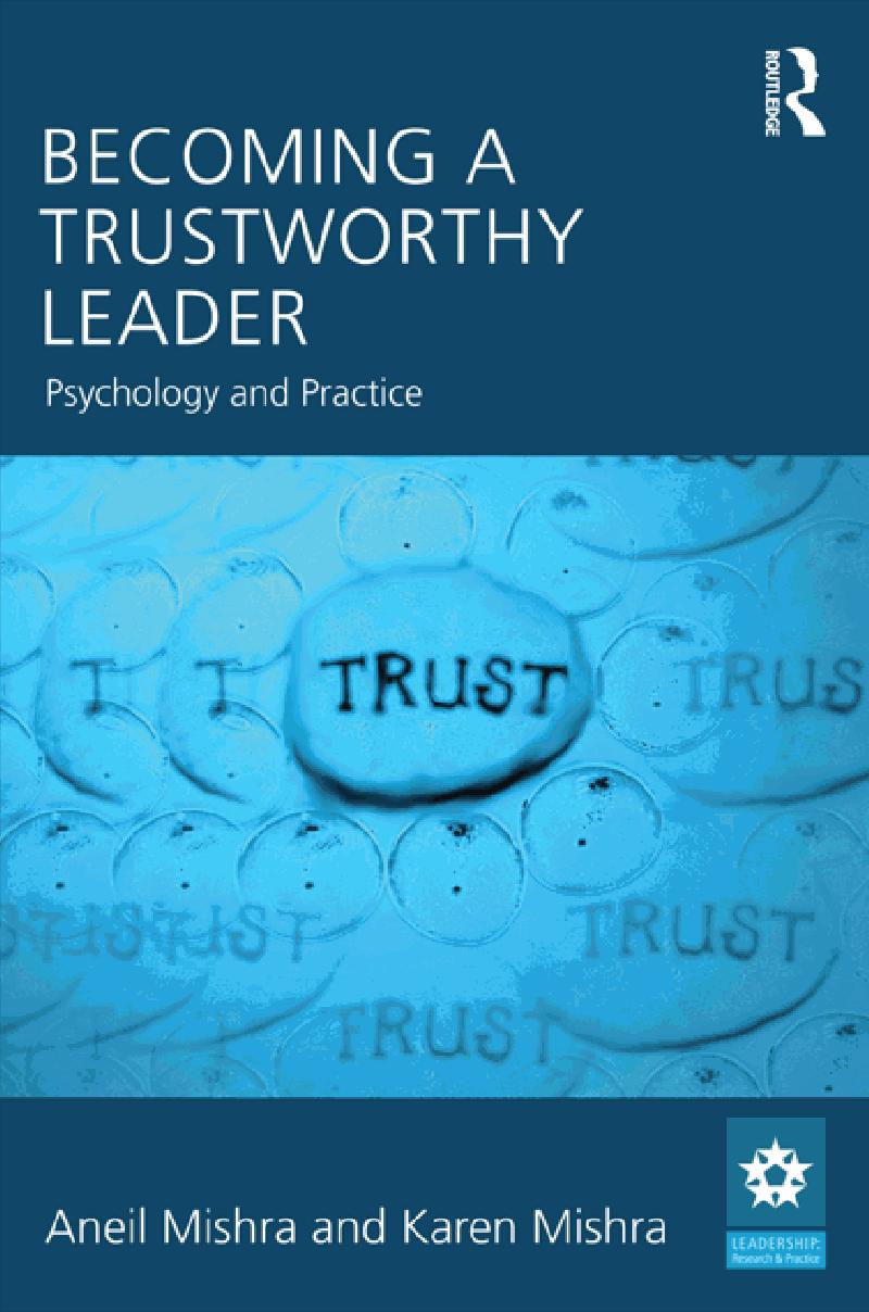 New Book on Trustworthy Leadership