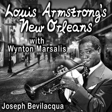 Waterlogg Productions Releases Louis Armstrong's New Orleans hour