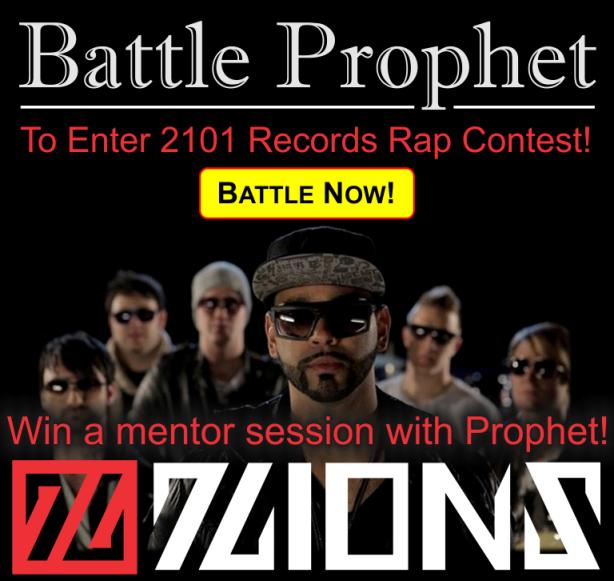Battle Prophet from 7Lions Contest
