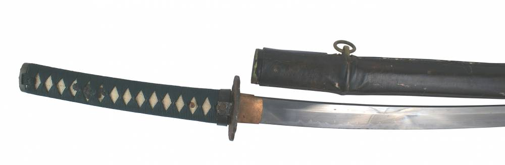 Japanese Samurai surrender sword